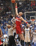 Apr 11, 2014, Washington Wizards vs Orlando Magic - Marcin Gortat Photographic Print by Fernando Medina