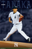 New York Yankees - M Tanaka 14 Poster