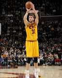 Mar 20, 2014, Oklahoma City Thunder vs Cleveland Cavaliers - Spencer Hawes Photographic Print by David Liam Kyle