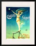 Cycles Sirius Framed Giclee Print by  PAL (Jean de Paleologue)