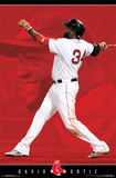 Boston Red Sox - D Ortiz 14 Photographie