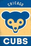 Chicago Cubs - Retro Logo 14 Posters