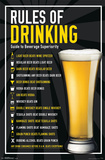 Rules for Drinking Print