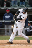 Apr 2, 2014, Minnesota Twins vs Chicago White Sox - Adrian Nieto Photographic Print by Ron Vesely