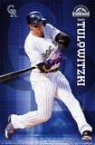 Colorado Rockies - T Tulowitzki 14 Posters