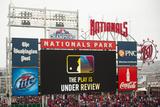 Apr 4, 2014: Washington, DC - Atlanta Braves vs Washington Nationals - Nationals Park Photographic Print by Mitchell Layton