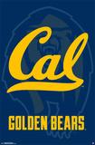 University of California, Berkeley - Logo 14 Poster