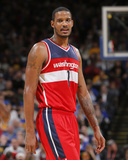 Jan 28, 2014, Washington Wizards vs Golden State Warriors - Trevor Ariza Photographic Print by Rocky Widner