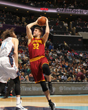 Mar 7, 2014, Cleveland Cavaliers vs Charlotte Bobcats - Spencer Hawes Photographic Print by Kent Smith