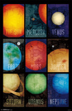 Solar System 2014 Posters