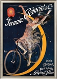 Clement Cycles, c.1897 Prints by  PAL (Jean de Paleologue)