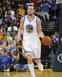 Mar 7, 2014, Atlanta Hawks vs Golden State Warriors - Andrew Bogut Photographic Print by Rocky Widner