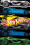 Hot Wheels Prints