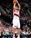 Apr 9, 2014, Sacramento Kings vs Portland Trail Blazers - Nicolas Batum Photographic Print by Sam Forencich
