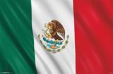 Bandera de Mexico 13 Print