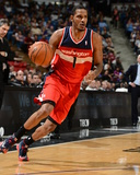 Mar 18, 2014, Washington Wizards vs Sacramento Kings - Trevor Ariza Photographic Print by Garrett Ellwood