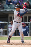 Apr 2, 2014, Minnesota Twins vs Chicago White Sox - Oswaldo Arcia Photographic Print by Ron Vesely