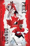 Hockey Canada - Goalies Photographie