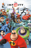 Disney Infinity - Figures Prints