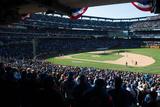 Mar 31, 2014: New York, NY - Washington Nationals vs New York Mets - Citi Field Photographic Print by Rob Tringali
