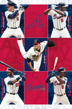 Atlanda Braves - Team 14 Poster