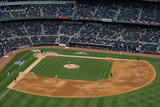 Apr 7, 2014, Baltimore Orioles vs New York Yankees Photographic Print by Rob Tringali