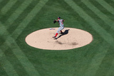 Mar 31, 2014, Washington Nationals vs New York Mets - Stephen Strasburg Photographic Print by Rob Tringali