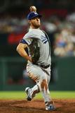 Mar 22, 2014, Los Angeles Dodgers vs Arizona Diamondbacks - Clayton Kershaw Photographic Print by Matt King