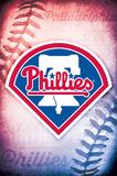 Philadelphia Phillies - Logo 14 Affiches