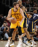 Mar 30, 2014, Indiana Pacers vs Cleveland Cavaliers - Spencer Hawes Photographic Print by David Liam Kyle