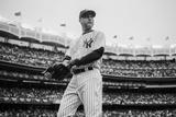 Apr 7, 2014, Baltimore Orioles vs New York Yankees - Derek Jeter Fotografisk trykk av Rob Tringali