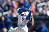 Mar 31, 2014, Washington Nationals vs New York Mets - David Wright Photographic Print by Rob Tringali