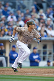 Mar 30, 2014, Los Angeles Dodgers vs San Diego Padres - Tommy Medica Photographic Print by Rob Leiter
