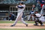 Apr 2, 2014, Minnesota Twins vs Chicago White Sox - Kurt Suzuki Photographic Print by Ron Vesely