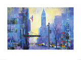 NY 34st. Prints by Colin Ruffell