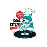 Soul Kitchen Giclee Print by Budi Kwan