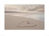 Love's Serenity Poster por Ian Winstanley