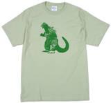 Godzilla - Green Monster T-skjorter