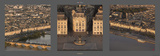 Bordeaux, triptyque Couleurs Kunstdrucke von Philip Plisson