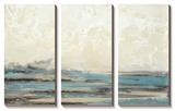 Aqua Seascape Posters by Ferdos Maleki
