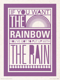 Rainbow Prints by Sarah Winter