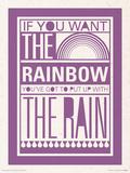 Rainbow Prints by Sarah Winter