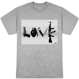 Steez - Love (Black and White) Shirt