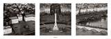 Bordeaux, triptyque Noir & Blanc Poster par Philip Plisson