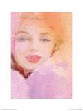 Lady in Rose Prints by Irena Orlov