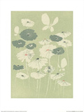 Flowers Blossoming Prints by  Mocchi Mocchi