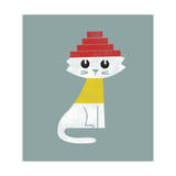 Whip It Giclee Print by Budi Kwan