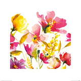 Summer Scent Prints by Nicola Evans