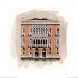 Palazzo Pisani-Moretta Poster by Jonathan Pike