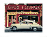 Lenox Lounge Prints by Alain Bertrand